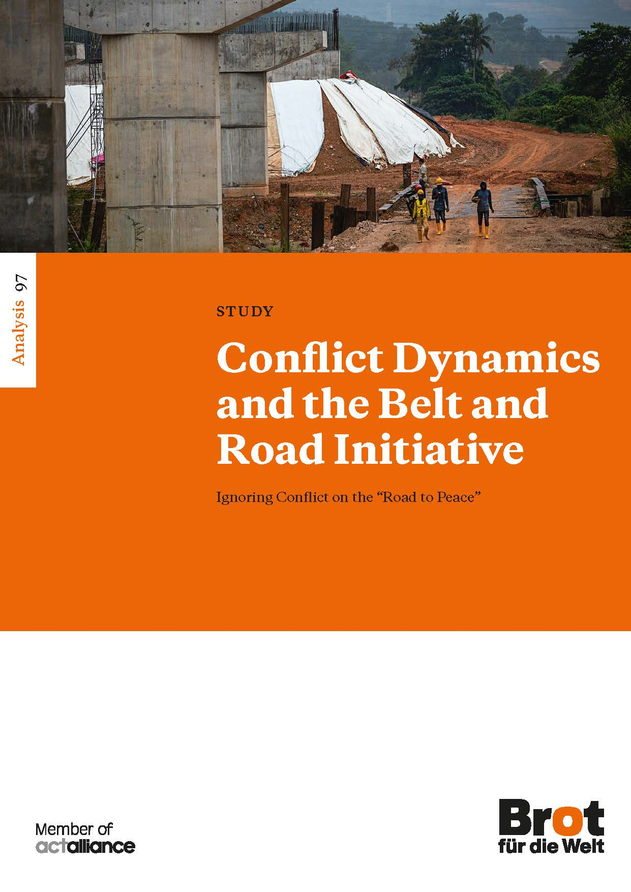 Analyse 97: Conflict Dynamics and the Belt and Road Initiative