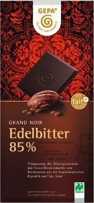 Grand Noir Edelbitter, 85%