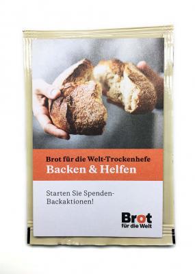 Give away Hefetütchen 5er Pack