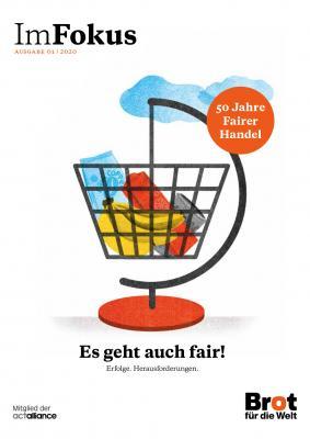Im Fokus Fairer Handel und nachhaltiges Wirtschaften. Und das soll fair sein?