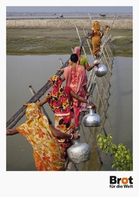 Schreibblock Frauen Bangladesch A4