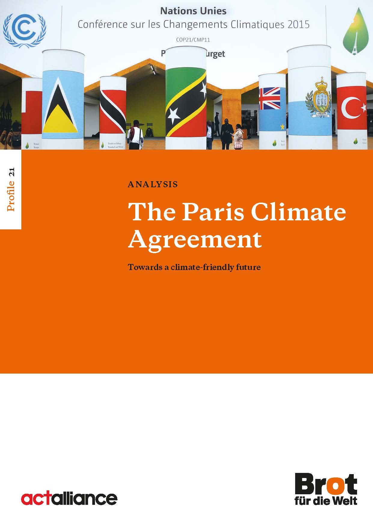 Profile 21: The Paris Climate Agreement