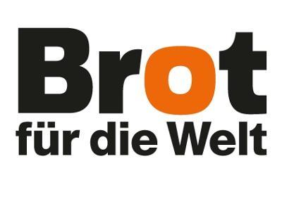 Brot für die Welt: Logo-Aufkleber